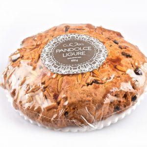 Pandolce genovese - Süßes Brot aus Ligurien Original Rezept
