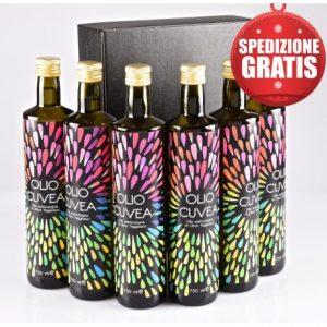 Geschenk Ligurische Öl für sechs