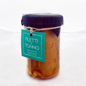 Tranches de thon à l'huile d'olive 310 g